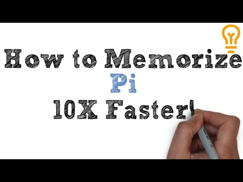 How to Memorize Pi - Easiest Way Possible Mp3