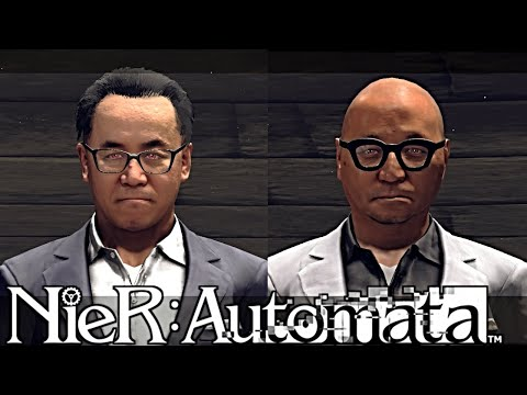 【NieR:Automata】これは社長か。それとも敵か。#60