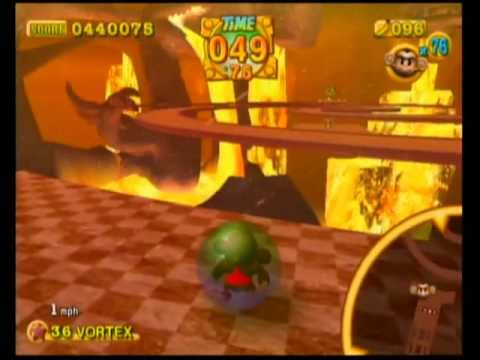 Super Monkey Ball 2 - Expert