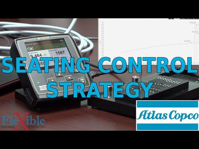 Atlas Copco - Seating Control Strategy