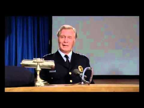 Police Academy  RIP George Gaynes