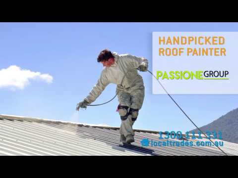 Local Trades - Handpicked - Tuck Poinitng, Water Proofing and Roof Painter