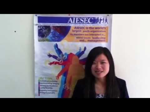 AIESEC in Armenia Hello World Project invitation for AIESEC in Mainland of China