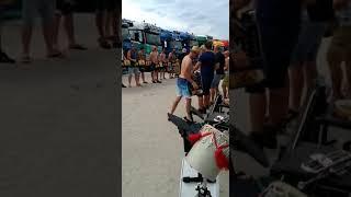 Krattenwals. Truckstar festival 2018. TT-circuit Assen.