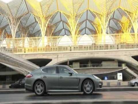 Porsche Panamera S Hydbrid - European Car Magazine