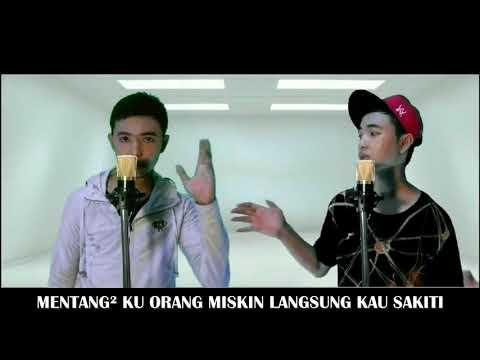 kimcil kepolen lirik bahasa indonesia (Cover RafiRefy)