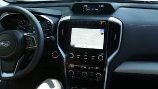 How to: use the Gen III Starlink Infotainment in a 2019 Subaru Ascent