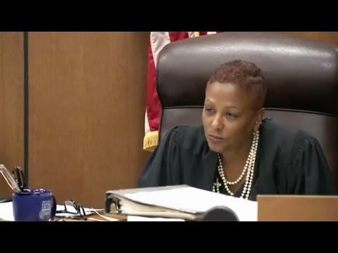Update-Judge Vonda Evans Sentence Former Inkster Cop In Floyd Dent Police Brutality Case