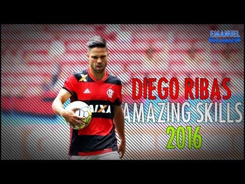 Diego Ribas ● Amazing Skills ● Flamengo ● 2016 ● HD ●