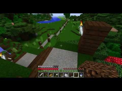 VILLA FERTIGSTELLUNG!! - Let's Play Minecraft [Deutsch][HD] #014из YouTube · Длительность: 17 мин19 с