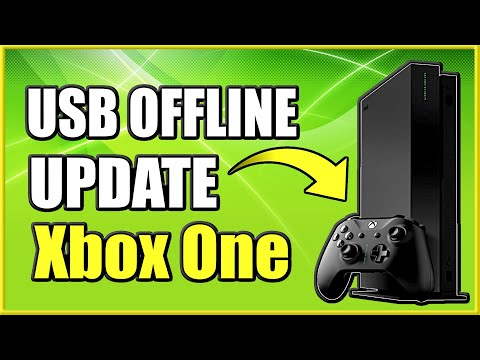 how-to-update-xbox-one-offline-with-usb-&-fix-green-screen-&-black-screen-errors-(easy-method!)