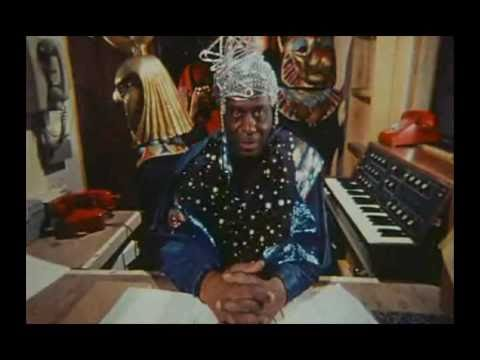 Sun Ra - Outer Space Employment Agency