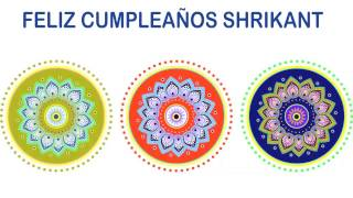 Shrikant   Indian Designs - Happy Birthday