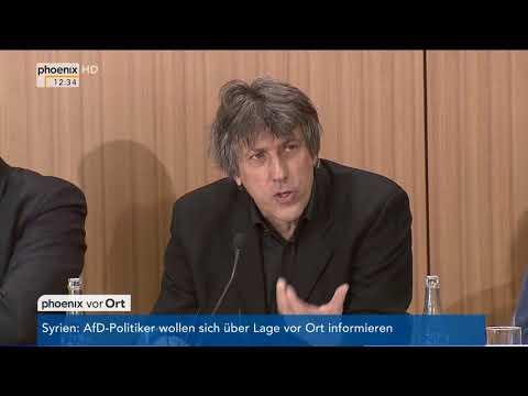 Vorstellung einer Erklärung von zivilgesellschaftlichen Organisationen zur Tafel-Debatte am 06.03.18