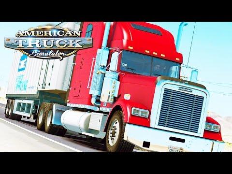 American Truck Simulator #10 - Haulin