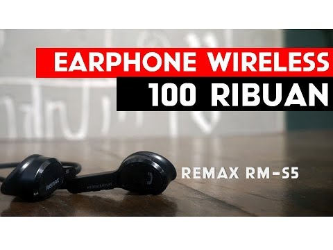 Review Remax RM-S5 Sports Bluetooth Headset Indonesia