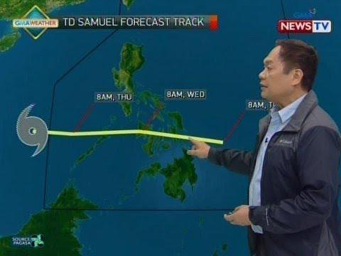 BT: Weather update as of 12:02 p.m. (Nov. 20, 2018)