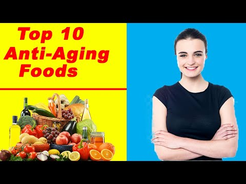 10-anti-aging-foods-that-will-make-your-skin-glow -anti-aging-foods -reverse-aging-diet -howto