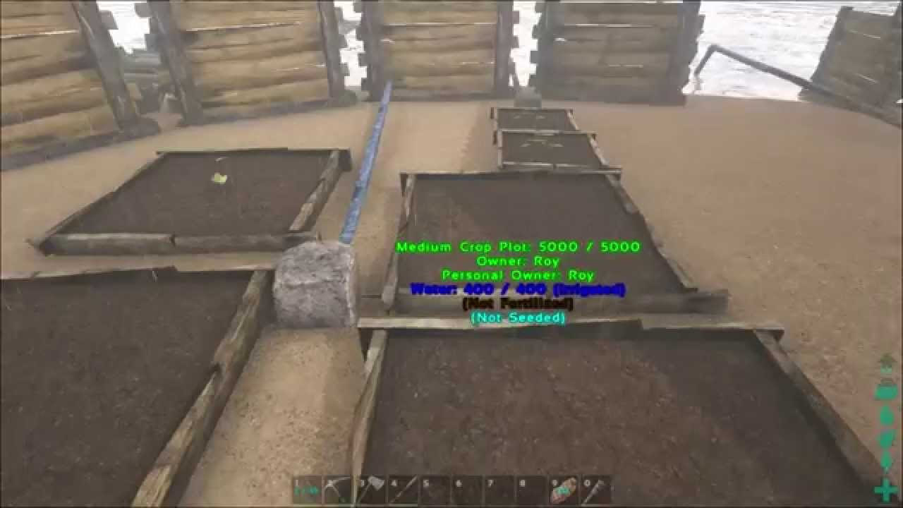 Ark Survival Evolved Farming Done Quick Youtube