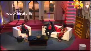 Hiru TV - Show Time With Niro EP 11 - Jayasekara A