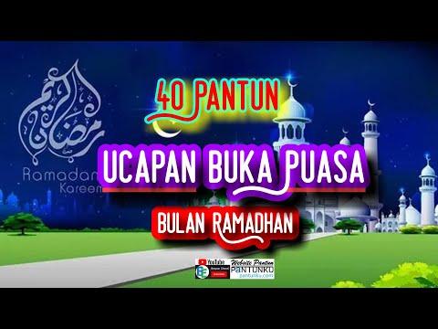 40 Pantun Ucapan Buka Puasa Ramadhan
