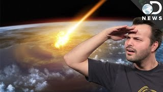 What Happens When A Meteor Strikes Earth?