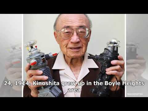 Robert Kinoshita, Robot Designer for 'Forbidden Planet' and 'Lost in Space,' Dies at 100