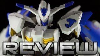 HG 1/144 Gundam Bael - IRON BLOODED ORPHANS - Mecha Gaikotsu Gunpla REVIEW