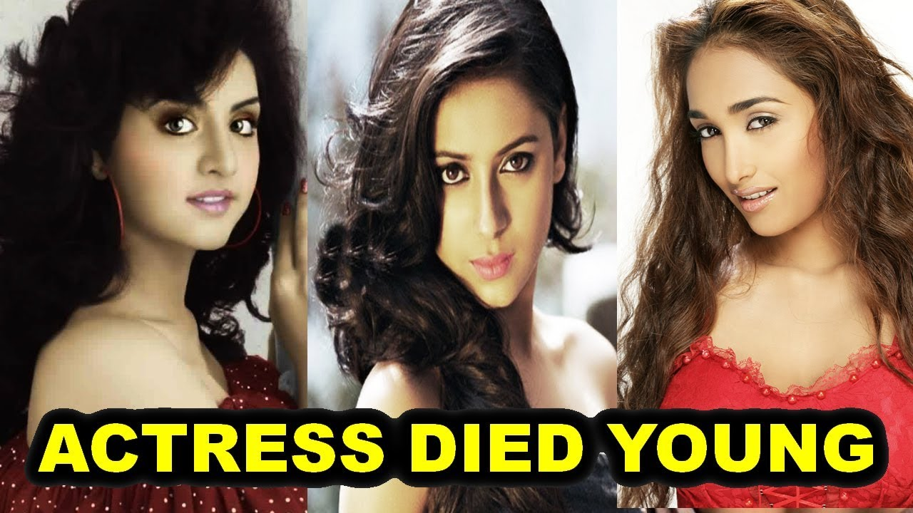 Download 8 Popular Bollywood Actress who Died Very Young | Under 30 Age