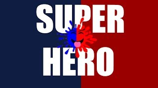 ROBLOX Music Video: Superhero by Simon Curtis