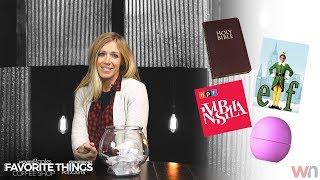Watch Ellie Holcomb's Hilarious List of Favorites | Favorite Things