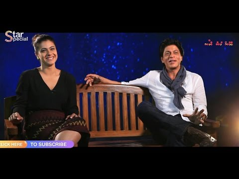 Shah Rukh Khan & Kajol Talk About 'Dilwale' Exclusive Only On MTunes HD
