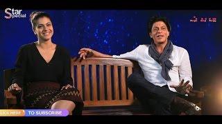 Shah Rukh Khan & Kajol talk about