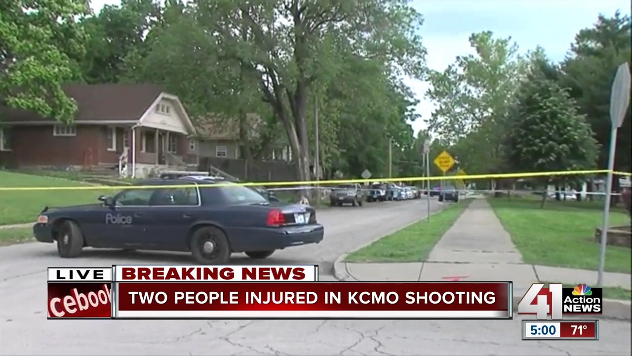 One Person Critically Injured In Double Shooting