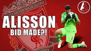 ALISSON, FEKIR, MARTIN TYLER AND OBLAK | Liverpool Transfer News *LIVE*