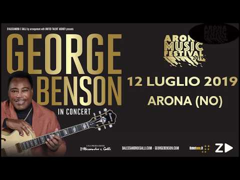 GEORGE BENSON ALL' ARONA MUSIC FESTIVAL 2019