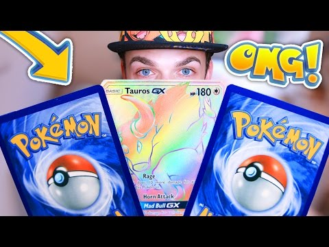 THREE of the RAREST CARDS you can get! (NEW Pokemon Card Opening!)