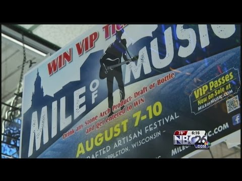 Million Dollar Impact for Mile of Music