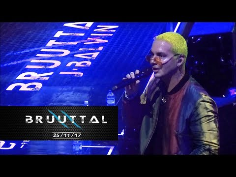 Bruuttal II concierto de JBalvin en Medellin 2017