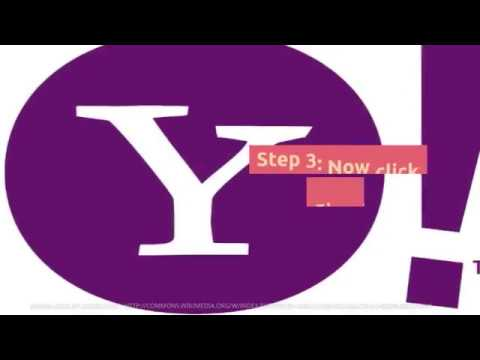 How To Unblock Blocked Yahoo Mail Account