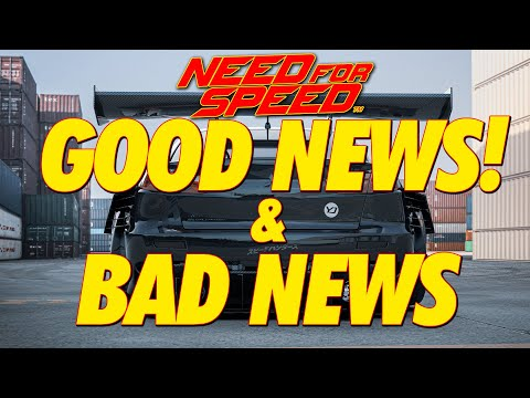 GOOD NEWS FOR NEED FOR SPEED 2021 AND BAD FOR HEAT!