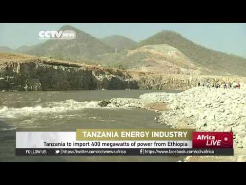 Tanzania inks multimillion-dollar power deal with Ethiopia