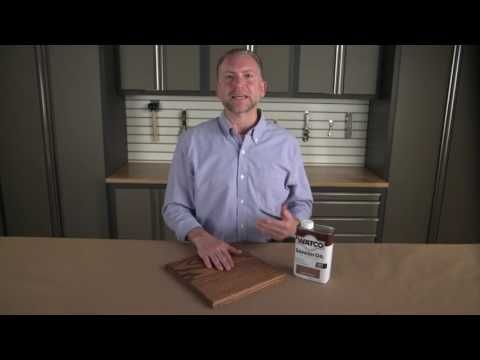 How to Apply Rust-Oleum Watco Danish Oil Finish and Beautify Your Wood