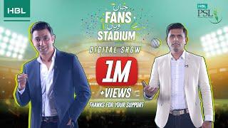 Jahan Fans Wahan Stadium Episode 01