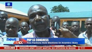PDP LG Congress: Two Factions Hold Elections In Anambra State