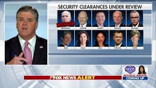 Hannity: Clapper, Like Brennan, Misuses Security Clearance to 'Monetize His Hatred of Trump'