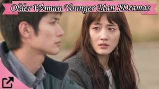 Top 25 Older Woman Younger Man Japanese Dramas 2019