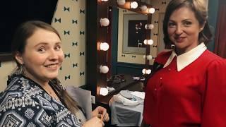 Анна Банщикова: «Ищейка» 3 сезон, съемки в «Вечернем Урганте» и эксклюзив со съемок. Vlog