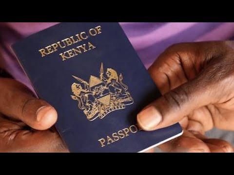Kenyans to continue travelling on dark blue passports as Government pushes deadline by a year