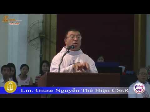 Giảng lễ Chúa Nhật 29 TN A_Truyền Giáo 8g 00– Lm Giuse Nguyễn Thể Hiện CSsR 22/10/2017
